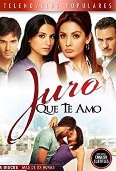 JURO QUE TE AMO - Telenovela en Español - Capítulos