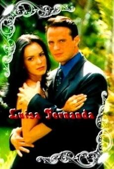 Luisa Fernanda online gratis