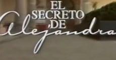 Novela El secreto de Alejandra
