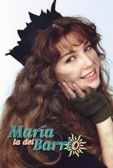 María la del barrio online gratis