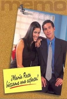 María Rosa, búscame una esposa online gratis