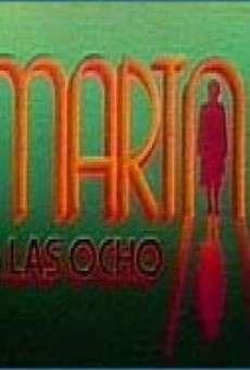 Marta a las Ocho online gratis