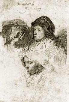 Tres caras de mujer online gratis