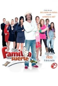 Una familia con suerte online gratis