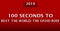 Película 100 Seconds to Beat the World: The David Rudisha Story