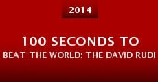 100 Seconds to Beat the World: The David Rudisha Story (2014)