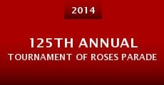 Película 125th Annual Tournament of Roses Parade