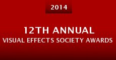 Película 12th Annual Visual Effects Society Awards