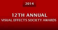 12th Annual Visual Effects Society Awards