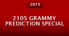 Película 2105 Grammy Prediction Special