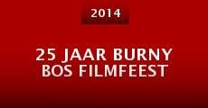Película 25 Jaar Burny Bos Filmfeest