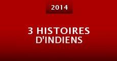 3 histoires d'Indiens (2014)
