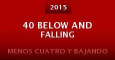 Película 40 Below and Falling