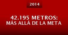 42.195 metros: Más Allá de la Meta (2014)