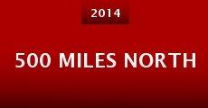 Película 500 Miles North