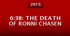 Película 6:38: The Death of Ronni Chasen