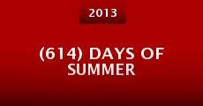 (614) Days of Summer (2013) stream