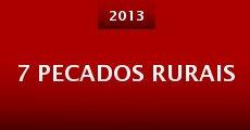 7 Pecados Rurais (2013) stream