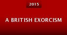 Película A British Exorcism