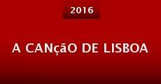 Película A Canção de Lisboa