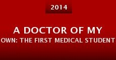 Película A Doctor of My Own: The First Medical Students of Namibia