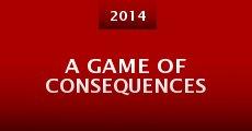 Película A Game of Consequences