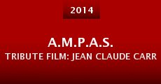 Película A.M.P.A.S. Tribute Film: Jean Claude Carriere