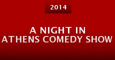 Película A Night in Athens Comedy Show