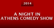 A Night in Athens Comedy Show (2014) stream