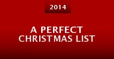 Ver película A Perfect Christmas List