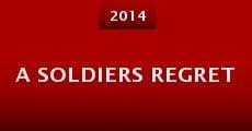 Película A Soldiers Regret