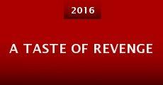 Película A Taste of Revenge