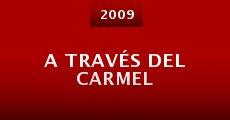 Película A través del Carmel