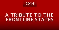 Película A Tribute to the Frontline States