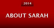 About Sarah (2014)