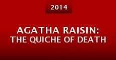 Agatha Raisin: The Quiche of Death (2014)