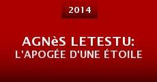 Película Agnès Letestu: L'apogée d'une étoile