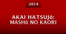 Akai hatsujô: Mashô no kaori (2014) stream