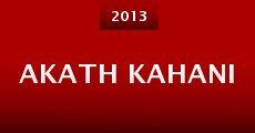 Película Akath Kahani