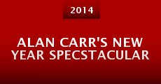 Alan Carr's New Year Specstacular (2014)