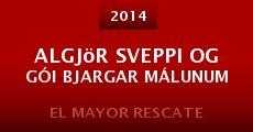Película Algjör Sveppi og Gói bjargar málunum