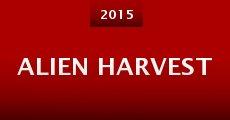 Película Alien Harvest