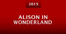 Película Alison in Wonderland
