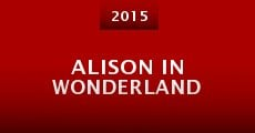 Alison in Wonderland