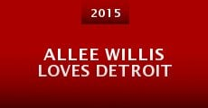 Película Allee Willis Loves Detroit