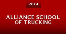 Película Alliance School of Trucking