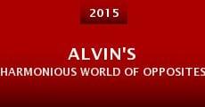 Película Alvin's Harmonious World of Opposites