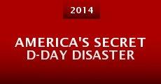 America's Secret D-Day Disaster (2014) stream