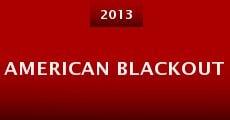 Película American Blackout