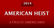 Película American Heist